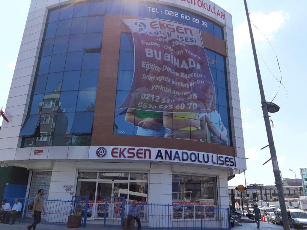 Eksen Anadolu Lisesi