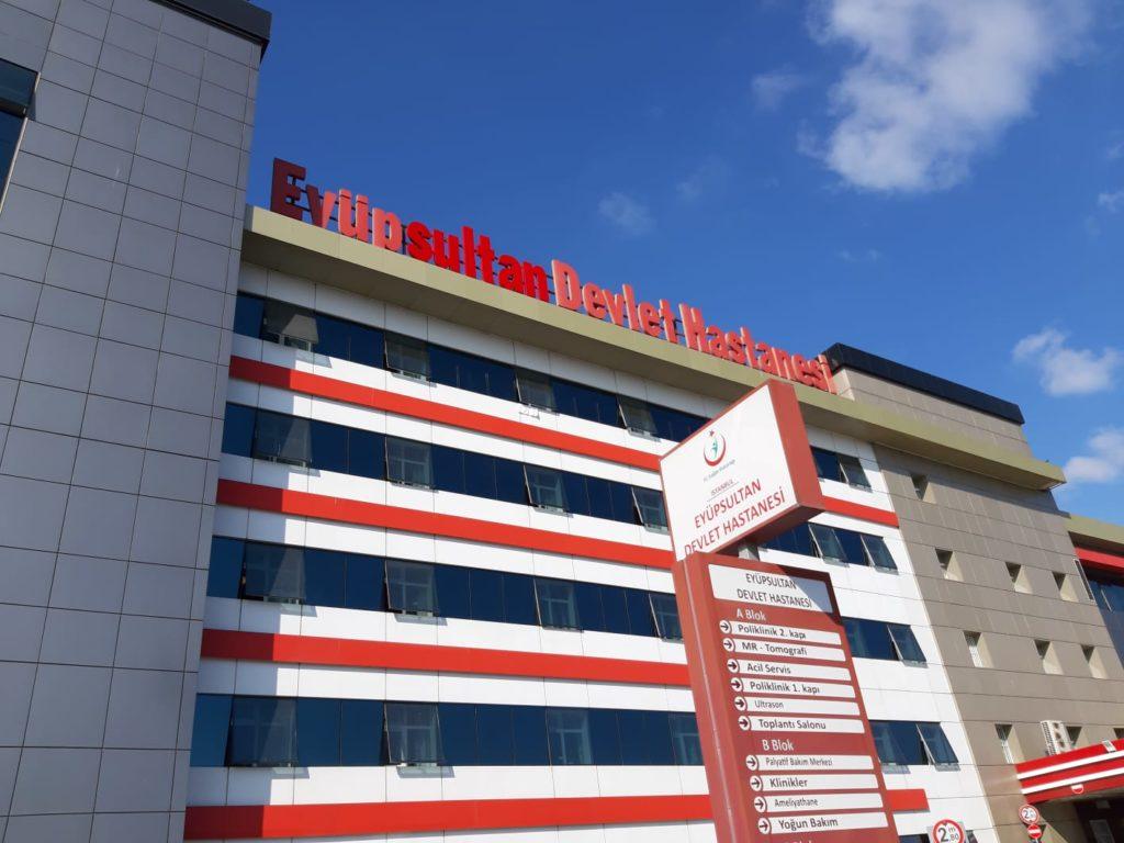 Eyüpsultan Devlet Hastanesi