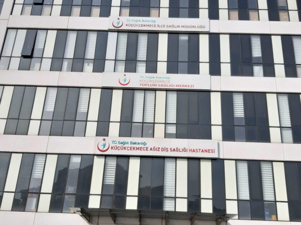 Küçükçekmece Ağız Diş Sağlığı Hastanesi