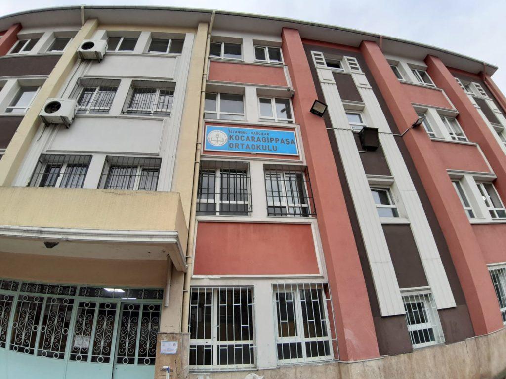 Koca Ragıp Paşa Ortaokulu