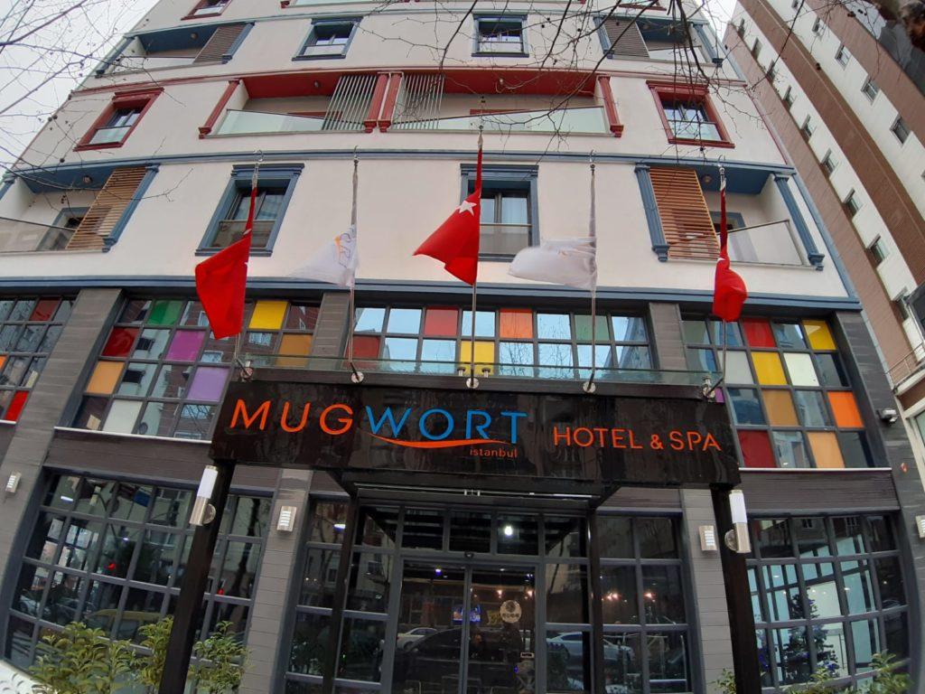 Mug Wort Hotel ve Spa