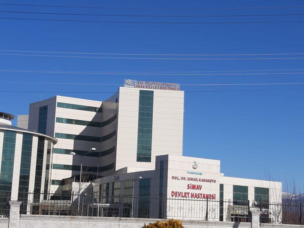 Simav Devlet Hastanesi