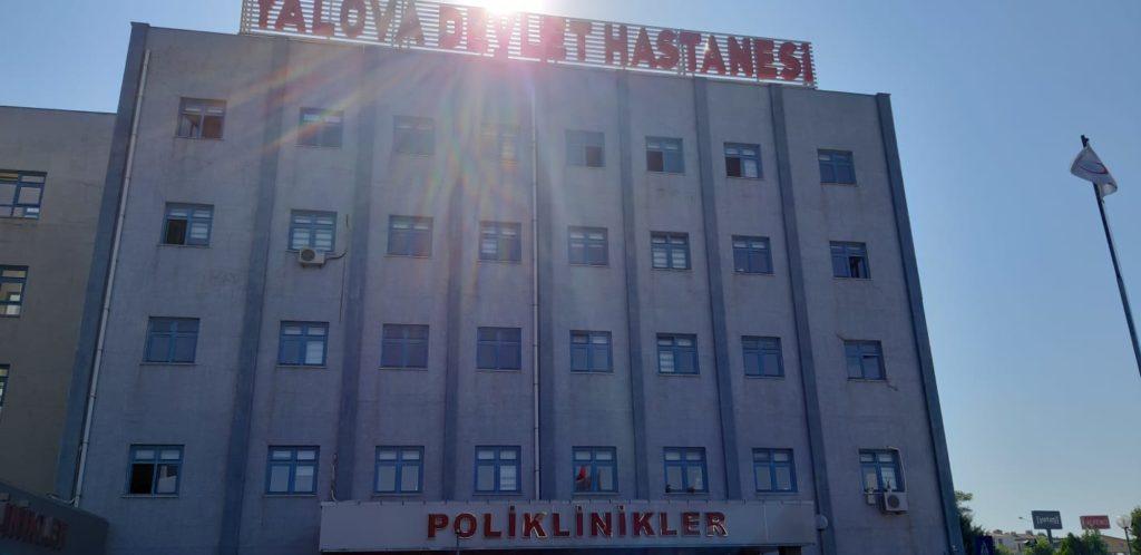 Yalova Devlet Hastanesi